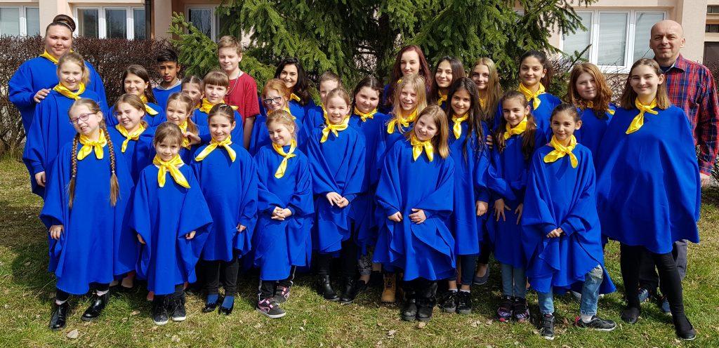 detsky spevacky zbor